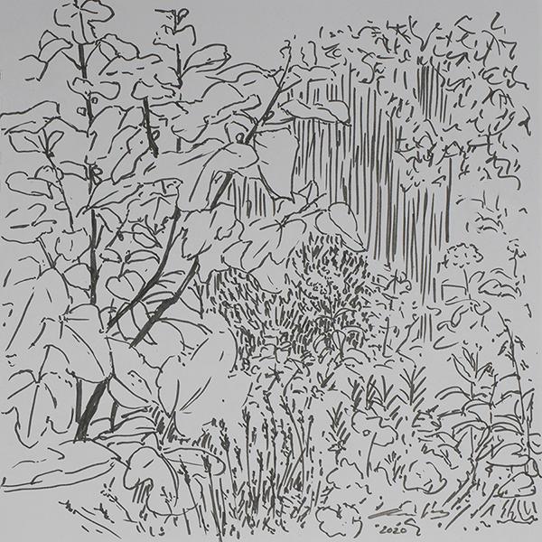 Sommergarten I