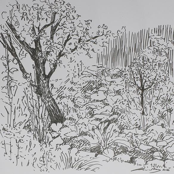 Sommergarten II